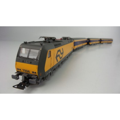PIKO 96932 Стартовый набор Пассаж.поезд NS