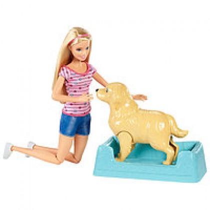 "Simba 10 501-8052 Кукла ""Ребёнок с собакой"""