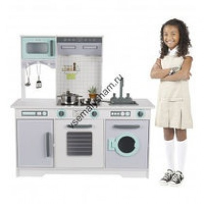 1Toy DISNEY Кухня с аксессуарами,звук арт.80202М